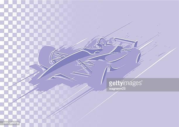 ilustrações, clipart, desenhos animados e ícones de abstrato fórmula car - fórmula 1