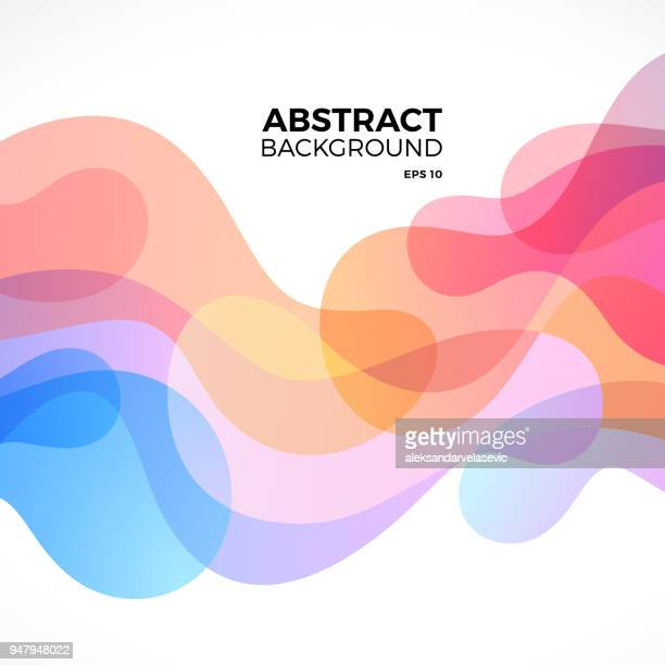 Abstract Freeform Background