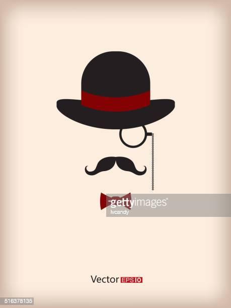 Abstrait gentleman