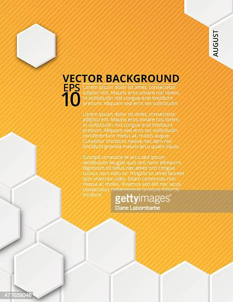 Abstract Geometric Background Design Template