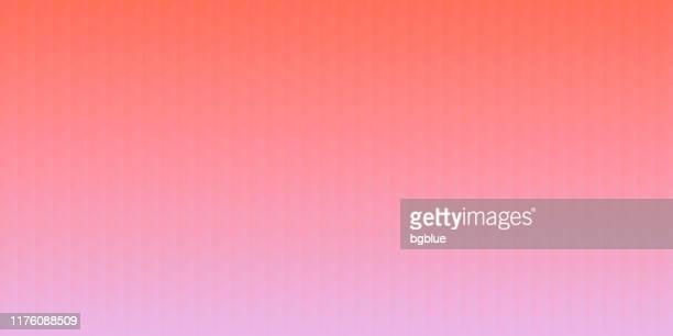 抽象的な幾何学的背景 - 三角形のパターンを持つモザイク - ピンクのグラデーション - ピンクの背景点のイラスト素材/クリップアート素材/マンガ素材/アイコン素材