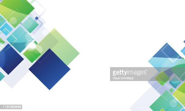 abstract geometric background - asymmetry stock illustrations