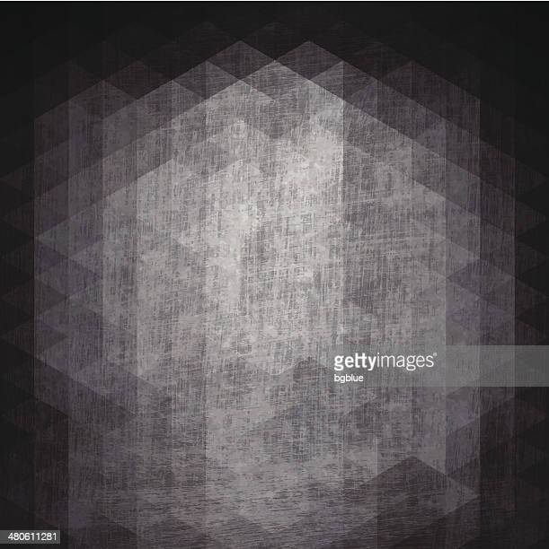 abstract geometric background - run down stock illustrations, clip art, cartoons, & icons