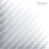 Abstract geometric background with grey tones