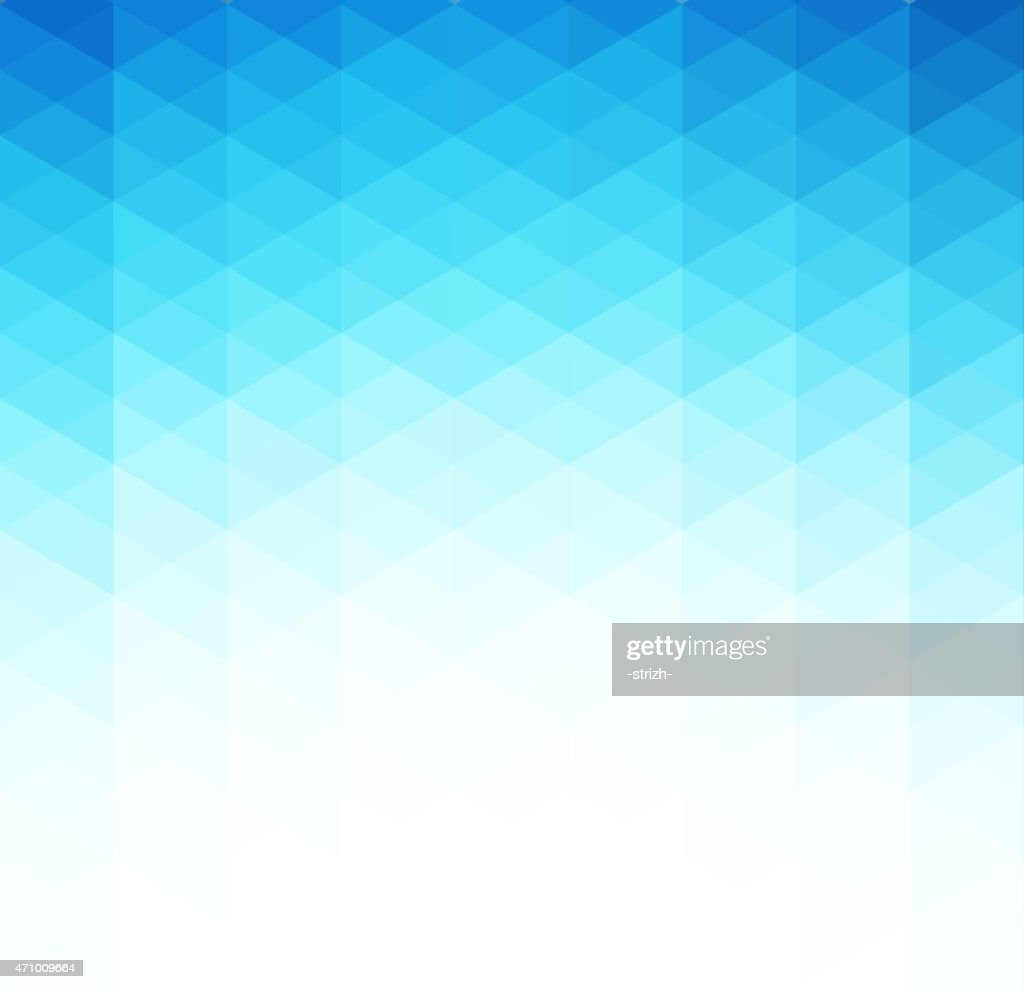 Abstract geometric background with triangles shapes