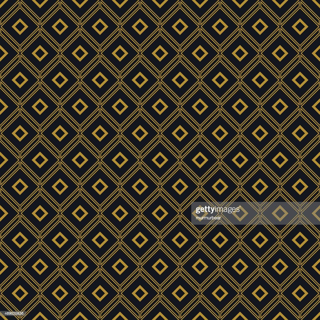 abstract geometric grid pattern