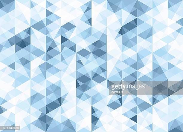 abstrakte geometrische hintergrund  - kristalle stock-grafiken, -clipart, -cartoons und -symbole