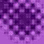 Abstract geometrical halftone circle pattern background - vector illustration