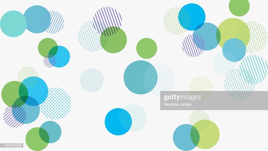 Abstract Geometry pattern background for design : stock illustration