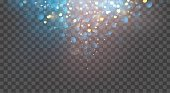 Abstract glitter background.