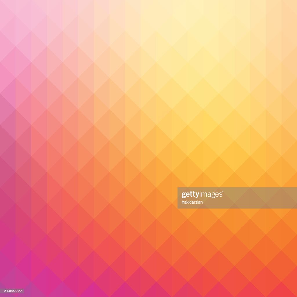 Abstract gradient art, geometric vector background