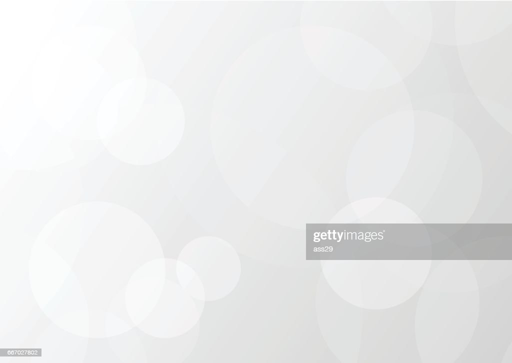 Abstract gray background with a light blur. Vector