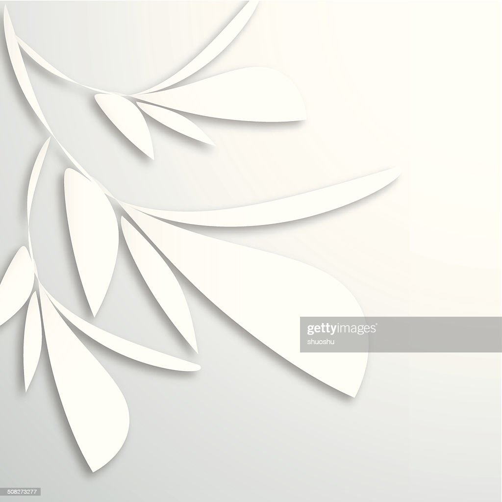 abstract gray branch pattern background
