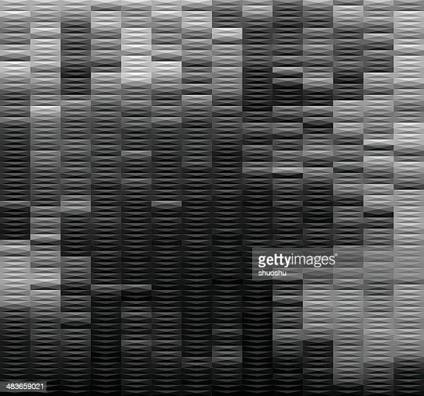 abstract gray stripe pattern background - human body part stock illustrations, clip art, cartoons, & icons