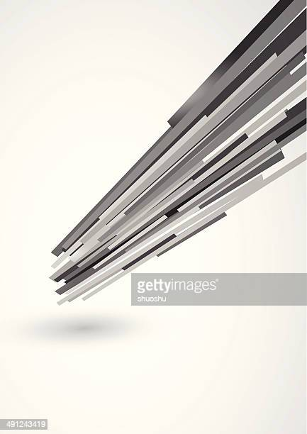 abstract gray stripe pattern background