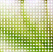 abstract green dot pattern background