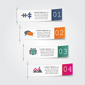 Abstract infographic. Vector illustration Eps8