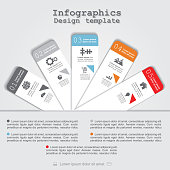 Abstract infographic. Vector illustration