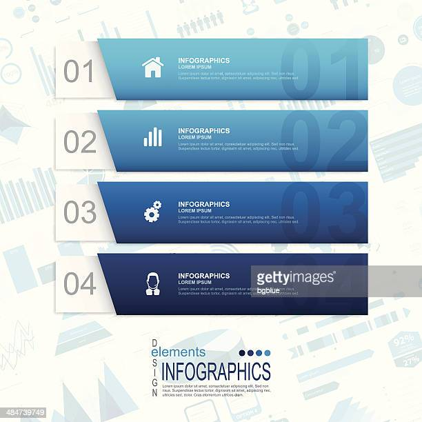 abstract infographics - part of stock illustrations