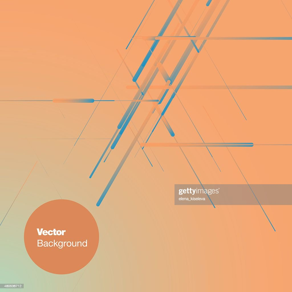 Abstract isometric computer generated 3d blueprint visualization abstract isometric computer generated 3d blueprint visualization lines background vector art malvernweather Images