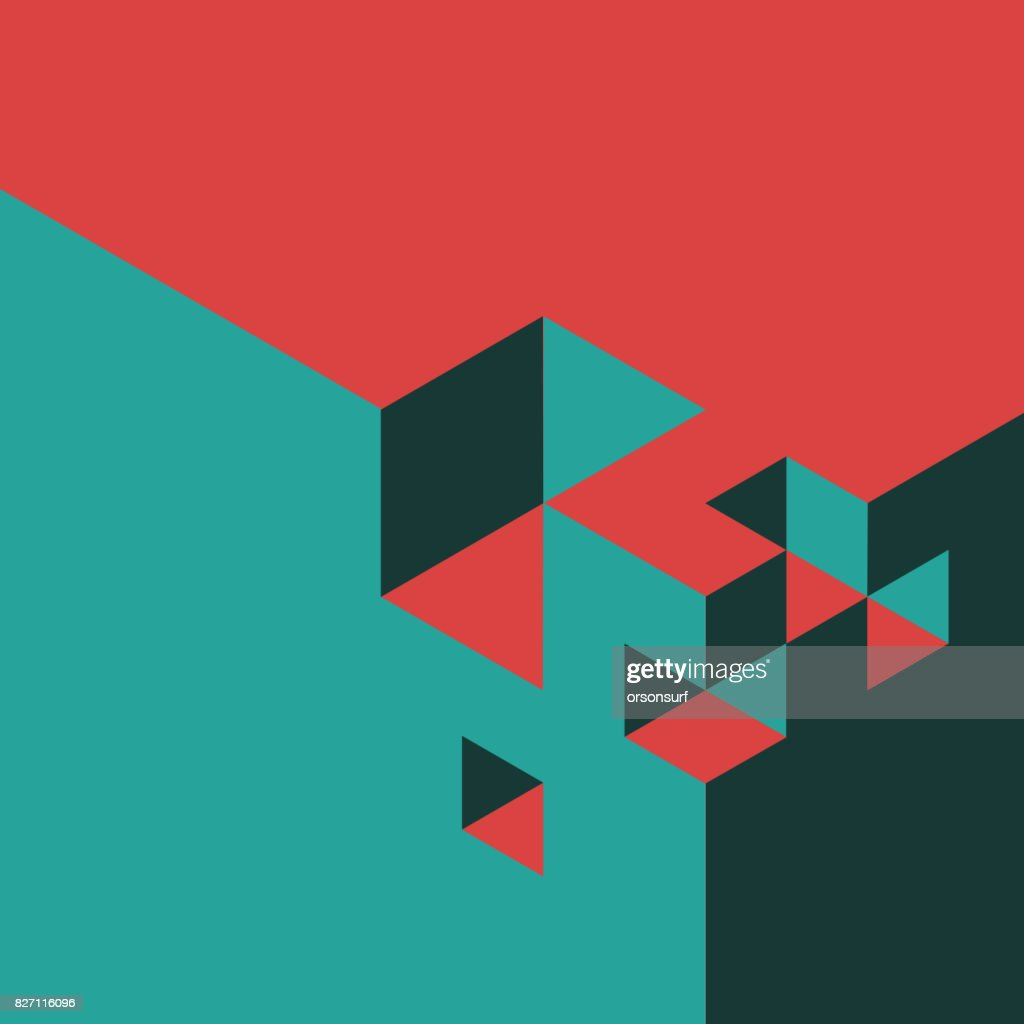 Abstract isometry background
