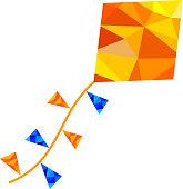 Abstract kite