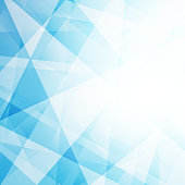 Abstract light blue background. Vector