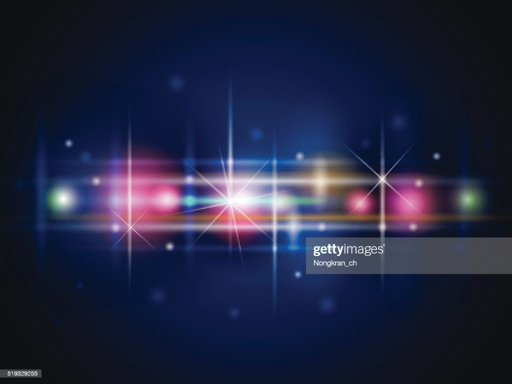 Abstract light - Rays of light background