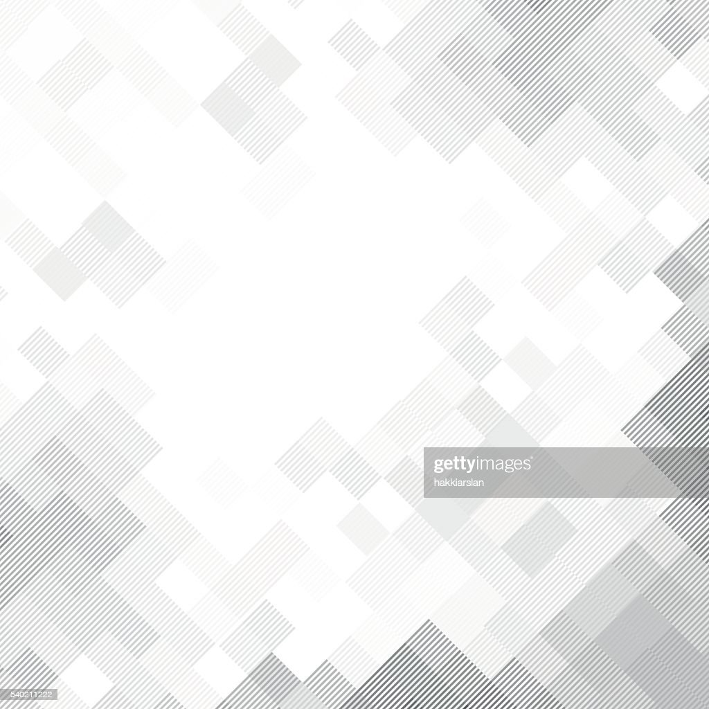 Abstract line art geometric background