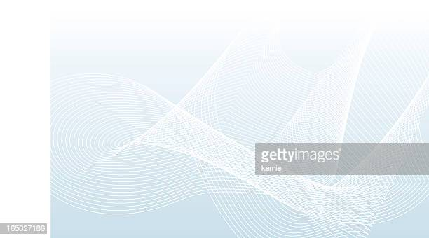 abstract lines background blue
