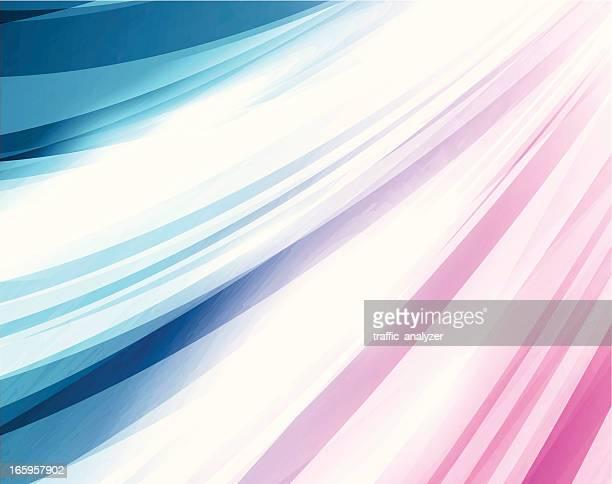 ilustraciones, imágenes clip art, dibujos animados e iconos de stock de abstract líneas - color tipo de imagen