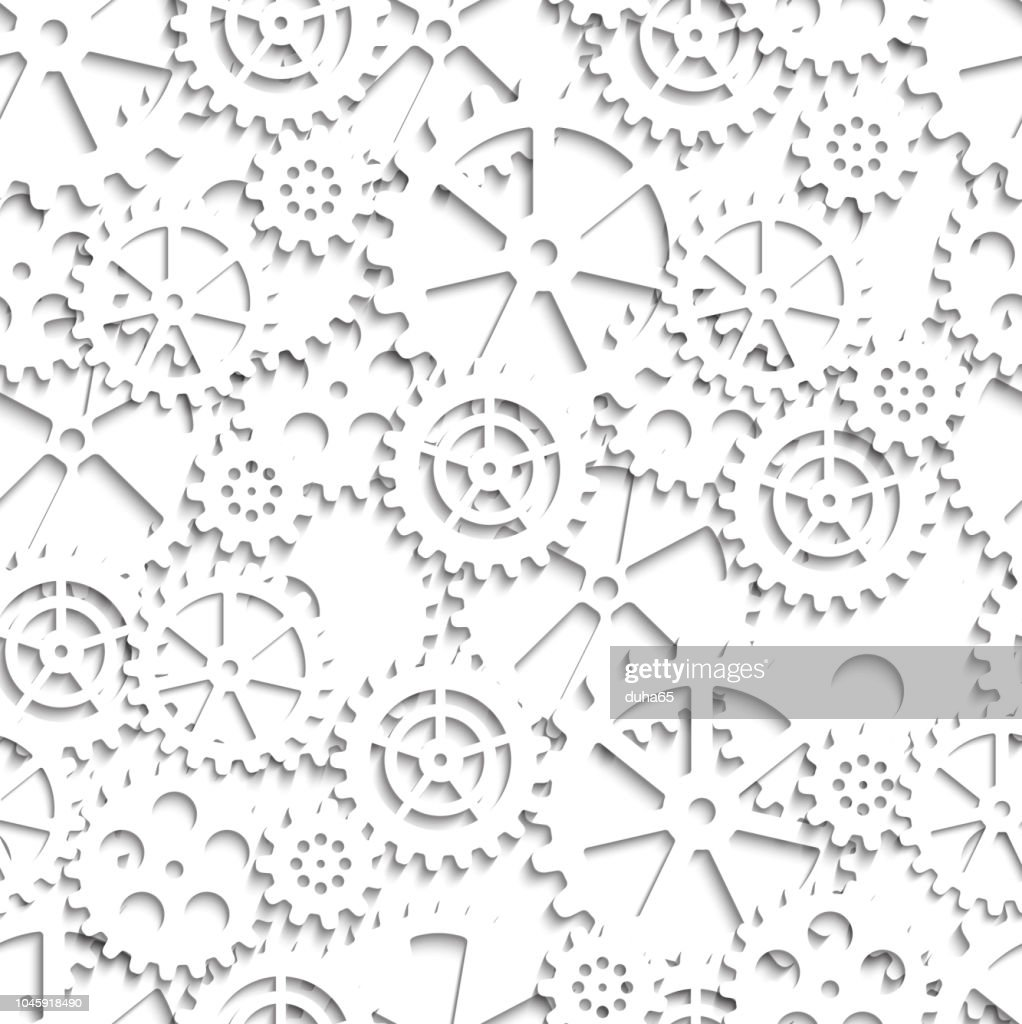 abstract machanical background