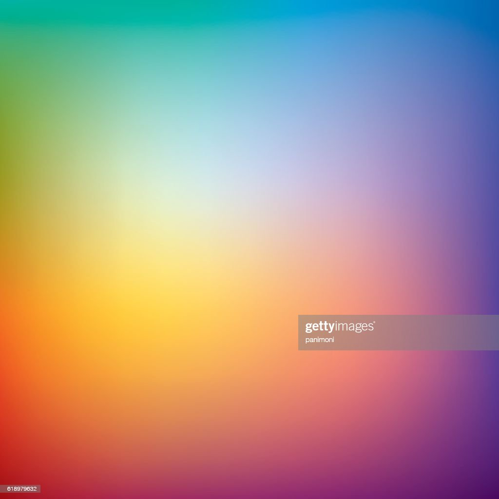 Abstract mesh background, multicolor gradient, rainbow