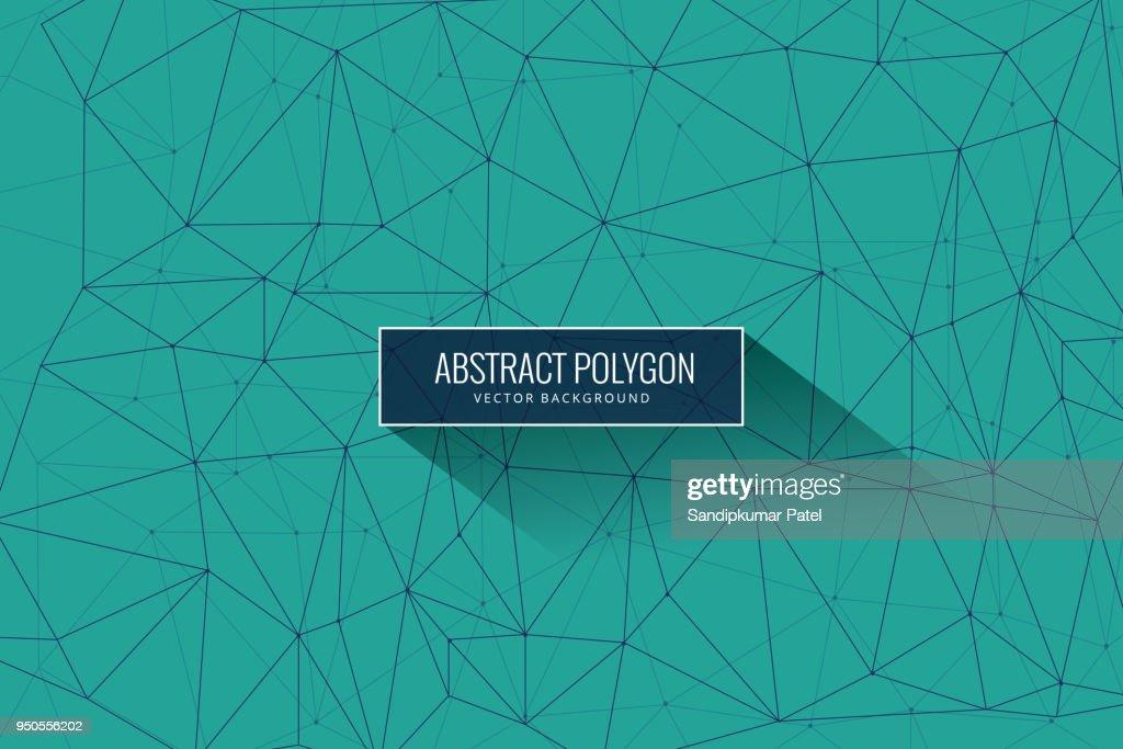 Abstrakt mesh Hintergrund mit Kreisen, Linien und Formen : Stock-Illustration
