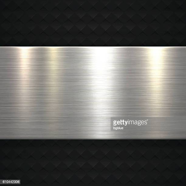abstract metal background - iron metal stock illustrations