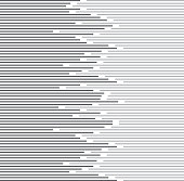 abstract minimal design stripe and Line Pattern. vector black and white