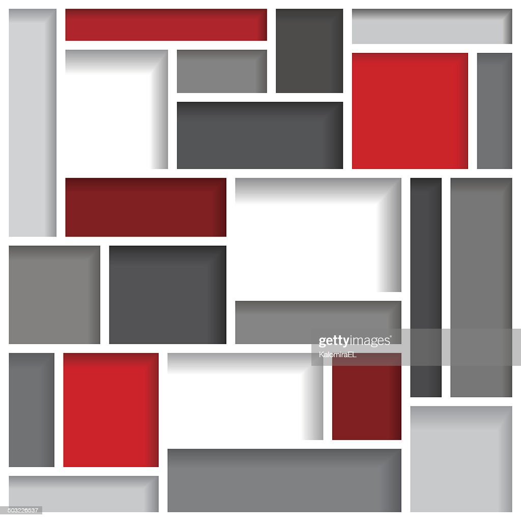 Abstract modern background template