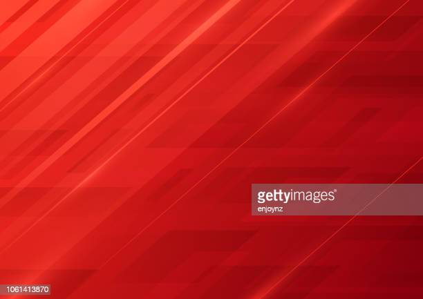 abstract modern background - red stock illustrations