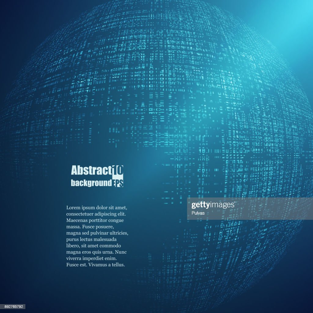 Abstract modern background with rhombus. Eps10 Vector illustration