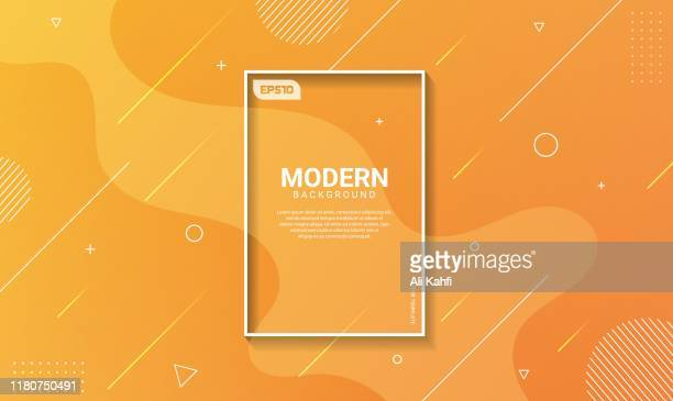 ilustrações, clipart, desenhos animados e ícones de projeto editable do vetor da forma geométrica do inclinação das cores modernas abstratas - plano de fundo abstrato