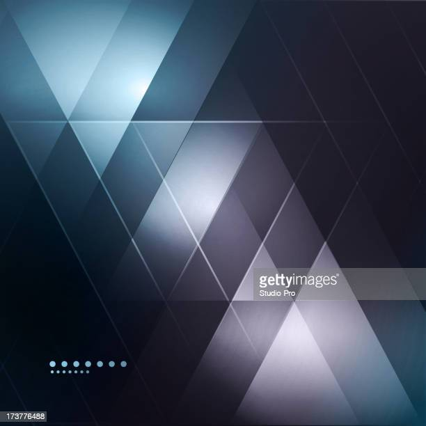 Abstract modern mosaic background