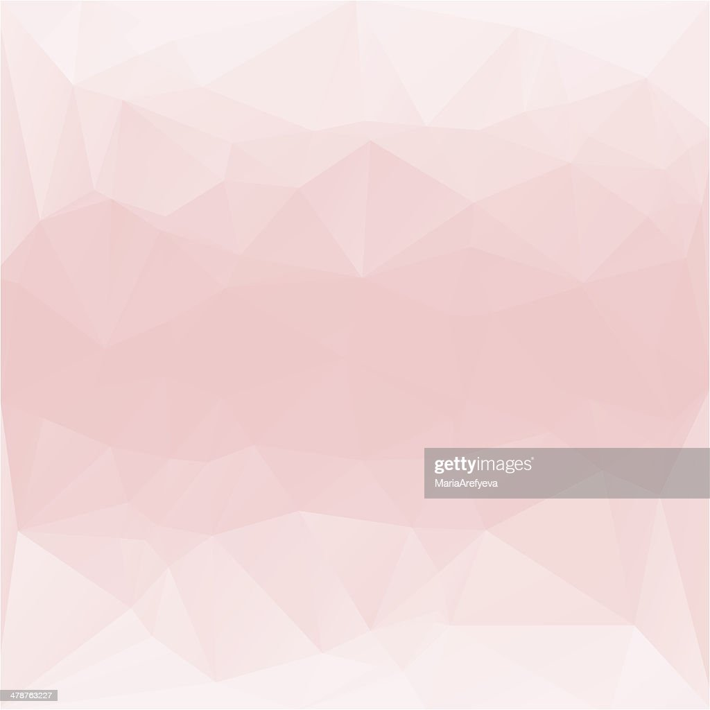 Abstract modern pink triangle background for your designs