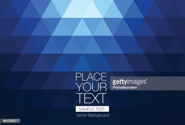 abstract mosaic background - rhombus stock illustrations