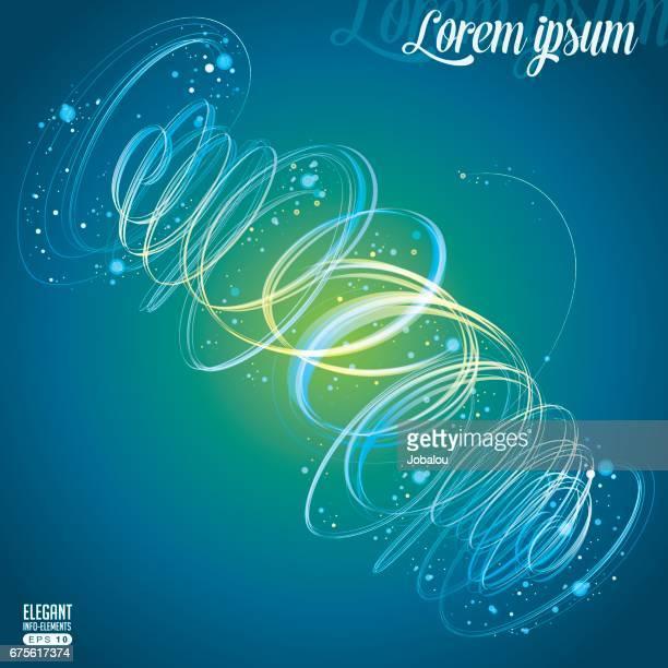 abstract motion waves design - vortex stock illustrations, clip art, cartoons, & icons