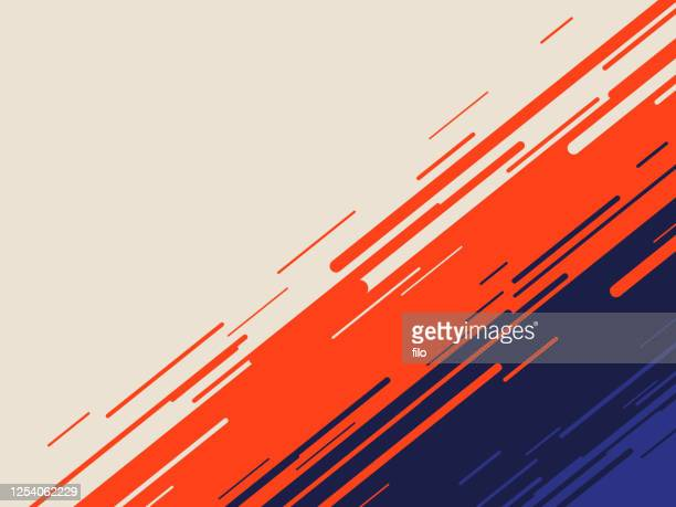 abstract movement background - striped stock illustrations