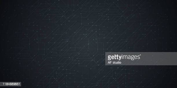 abstract network background. blockchain.neural network. - machine learning stock illustrations