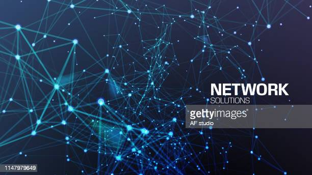 abstract network background - intricacy stock illustrations
