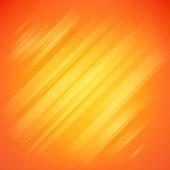 Abstract orange glow vector background