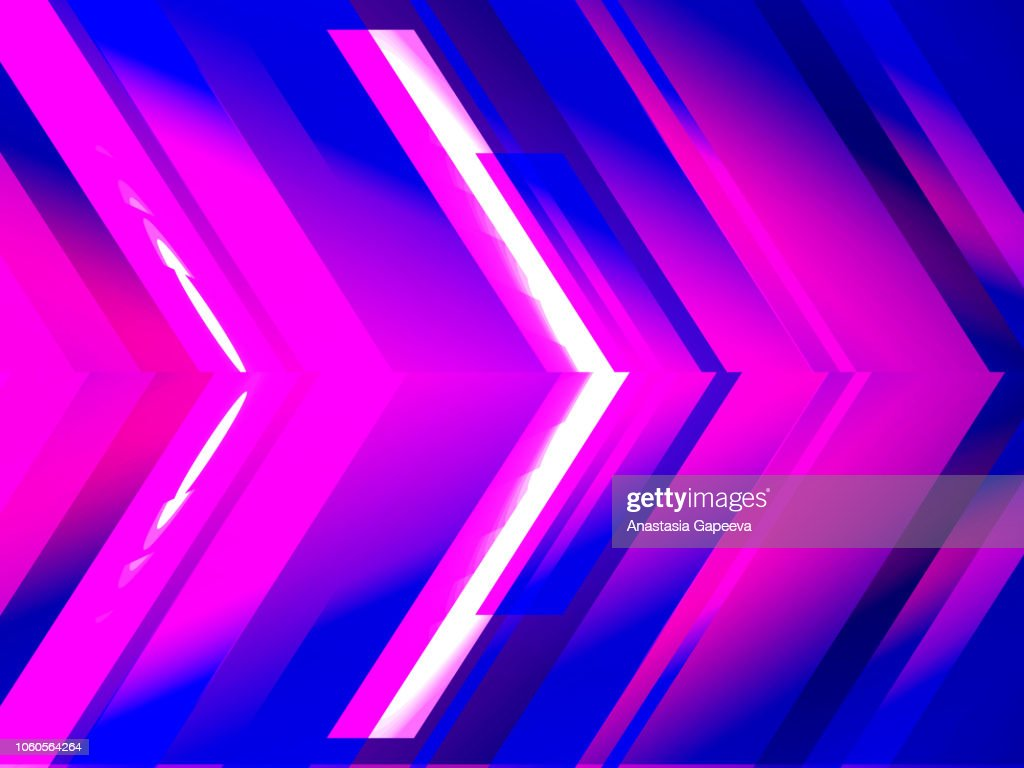 Abstract pink and purple background for your business presentation. Vector illustration