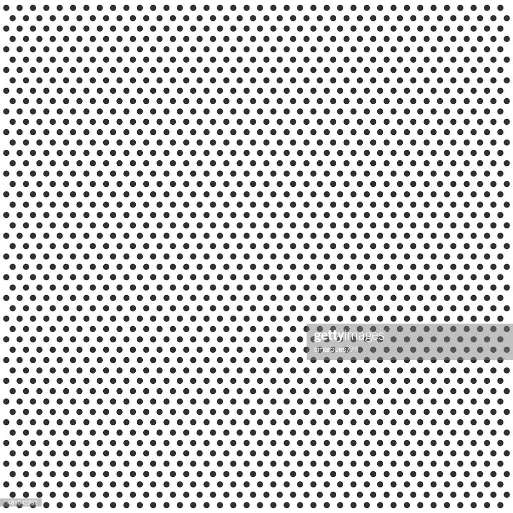 Abstract Polka Dot Background